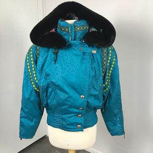 Vintage 80s HEAD Ski Jacket